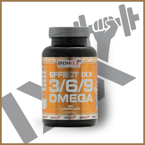 Omega 3 6 9 Capsules Ironixx Sports Nutrition Supplements